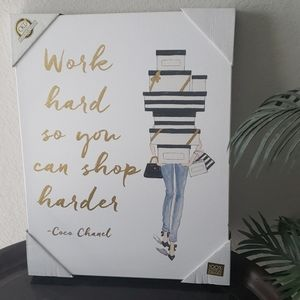 CKD Colleen Karis Designs print on canvas wall art